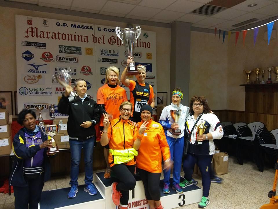 Maratonina del Ghibellino – 23 aprile 2017