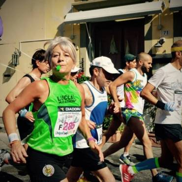 Montecatini Marathon: fiore all'occhiello di Antonietta Schettino